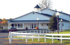 Equine Advocate's Education and Welcome Center
